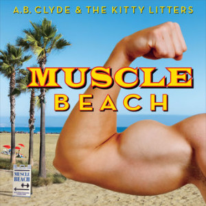 a-b-clyde-the-kitty-litters-muscle-beach