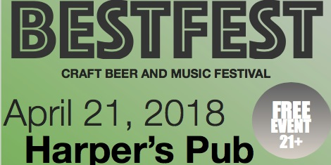 Bestfest: A Craft Beer and Music Festival