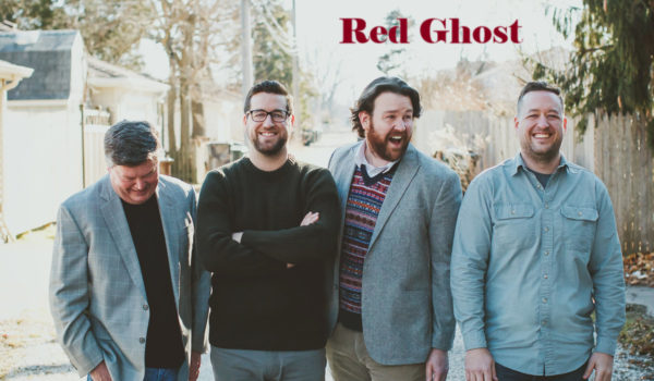 Miles Maxwell – Red Ghost