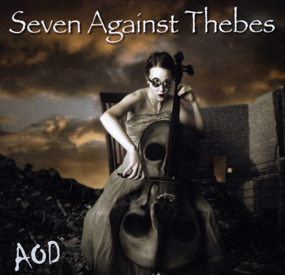Seven Against Thebes release full length Art of Deception