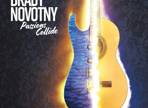 Guitar Virtuoso Brady Novotny releases new LP