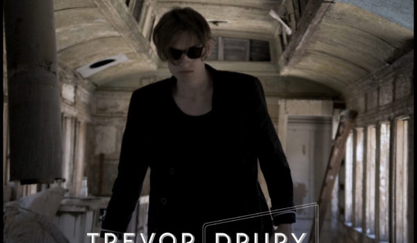 Trevor Drury New Single Head On The Tracks