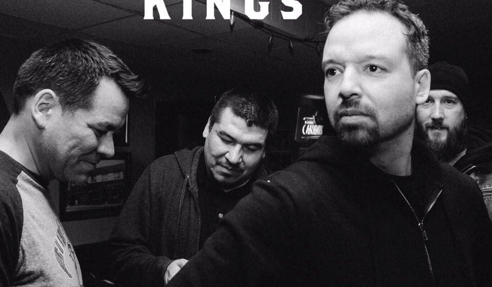 "Relic Kings' new single and lyric video ""Blinded by the Sun"""