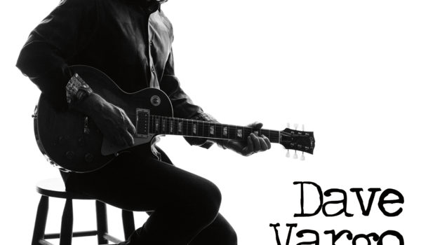 "Dave Vargo's new album ""Spaces in Between"""