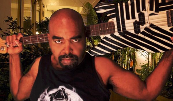 "Billy Ray Rock's new single ""Get the Funk"""