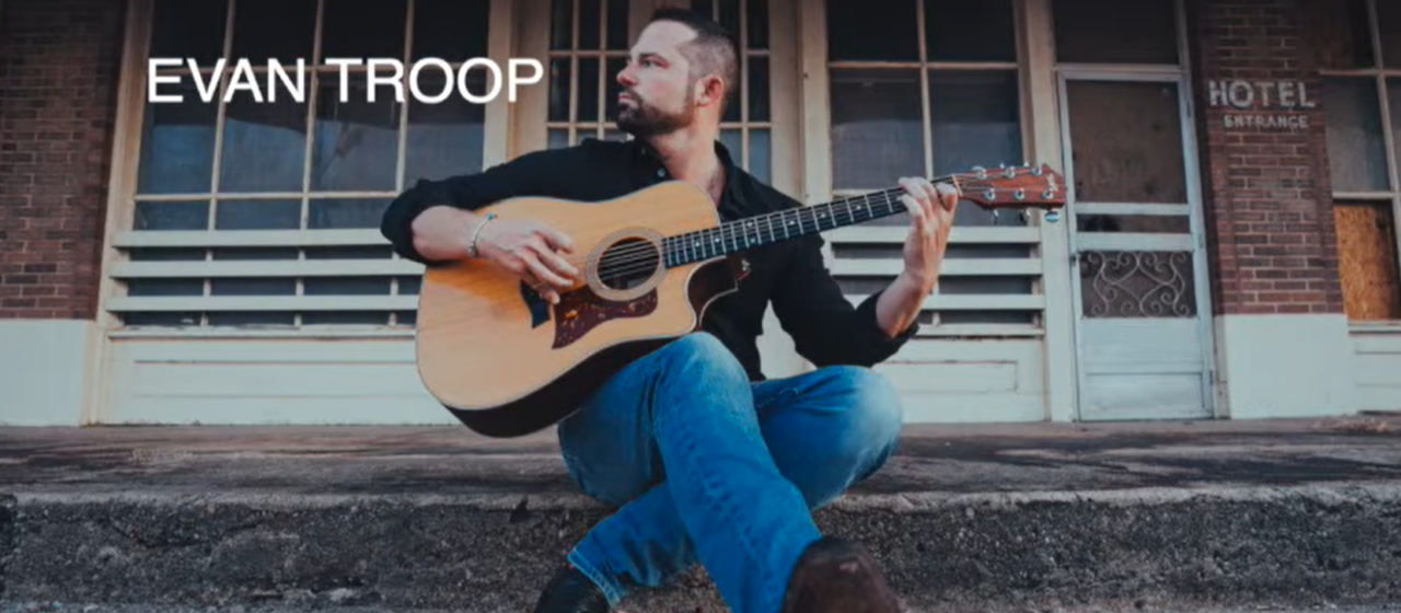 Evan Troop's debut collection The Next Chapter EP