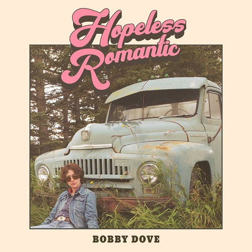 "Bobby Dove's ""Hopeless Romantic"" LP"